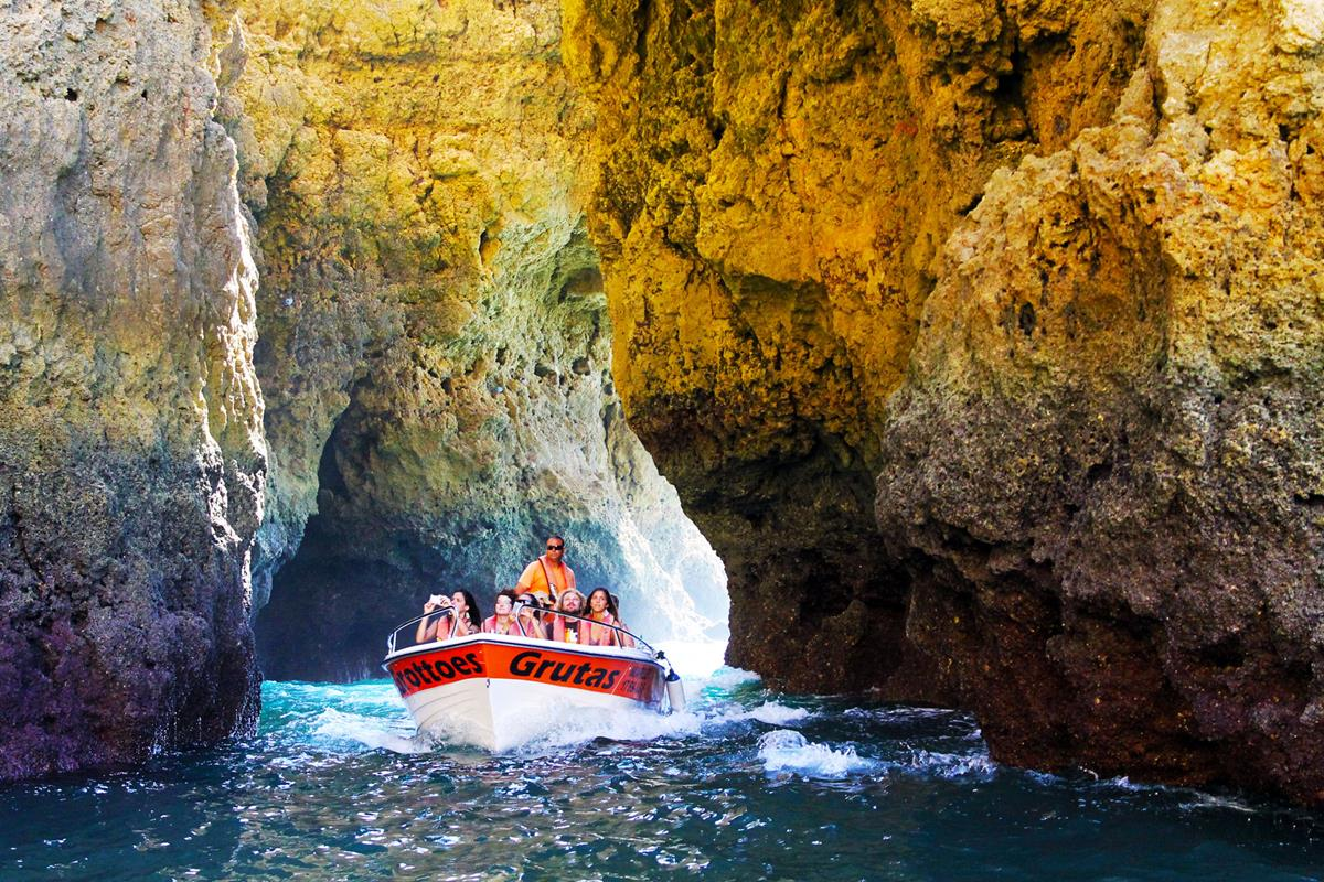 Caves Boat